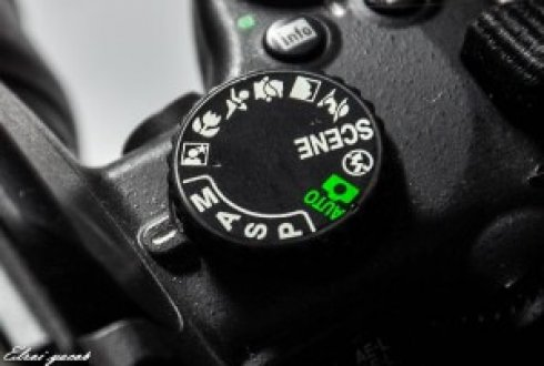 מצלמה מצב M