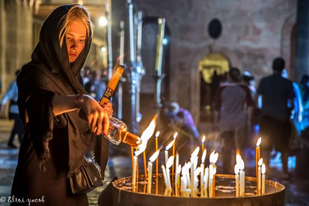 כנסית הקבר ירושלים